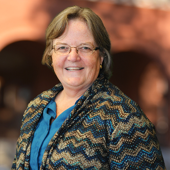 Theresa Overall, UMF professor of secondary education