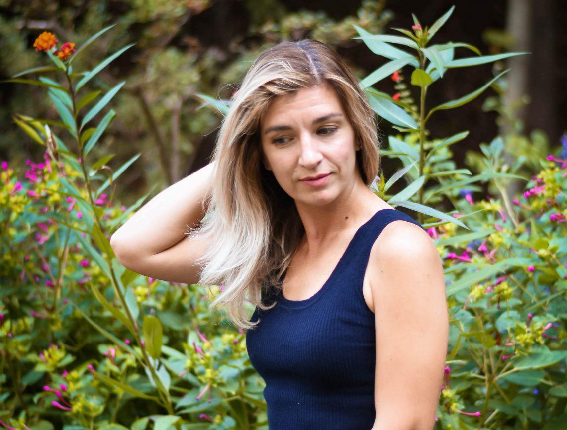 Award-winning poet and Executive Editor and Director of Alice James Books Carey Salerno