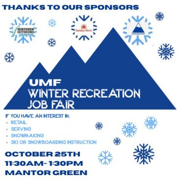 Winter Recreation Job Fair